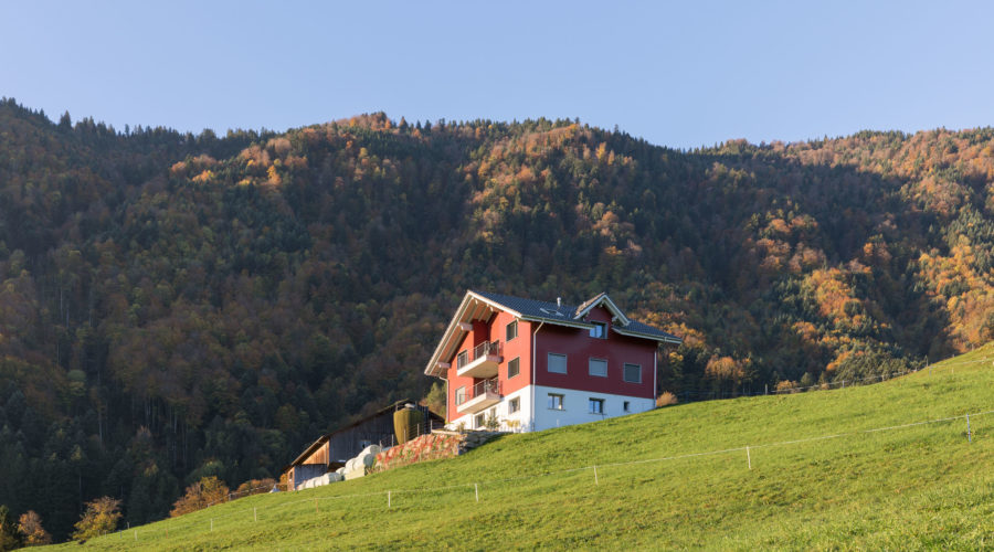 Mietwohnungen Trubenberg, Goldau