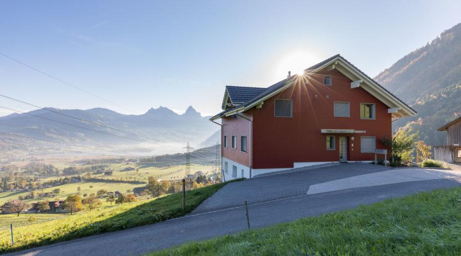 Mitwohnungen Trubenberg, Goldau