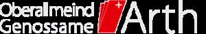 Logo Oberallmeind-Genossame Arth, hell