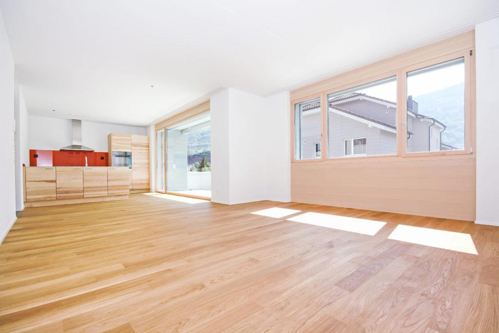 Immobilie Heuledi Oberarth: Mietwohnung Innenansicht