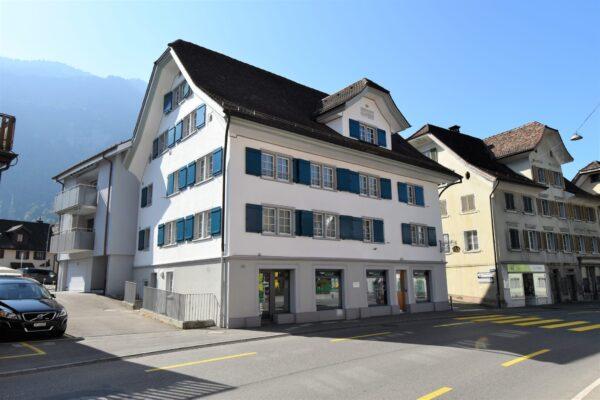 historisches Haus Krone Arth, Gotthardstrasse 22